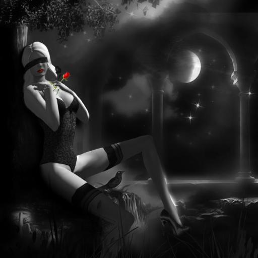 Averil-Under a Pale Moon
