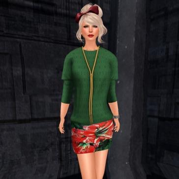 de boutique la dolce vita dress_001