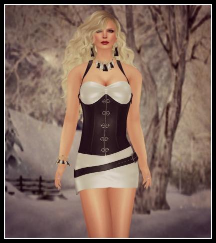 Ducknipple Sakka Dress and Kindly Heels_002