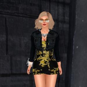 lavian clarity dress, celestine pumps_003