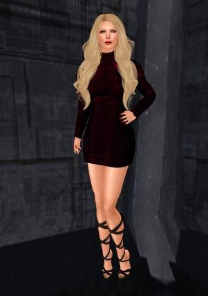 vm pam dress samba, de boutique valentina heels_001