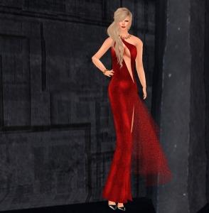 UniQue Sparkling Gown