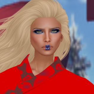 bosl ils amazing geisha dress and oceane skin_002