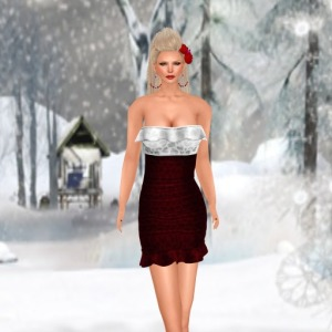 Masoom Passion Dress