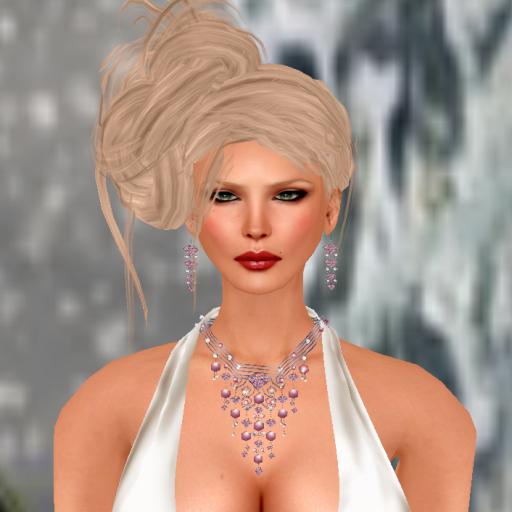 zuri belle hearts set pink diamond pink_001