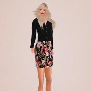 Lyrical Dress