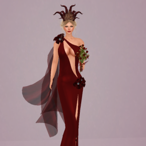 Rosina Gown