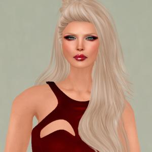 kelini caprice leather dress red_003