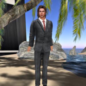 Formal Men's Suit
