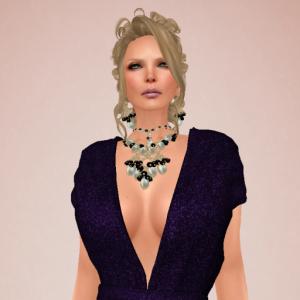 topazia tsarine gown glitter purple_002