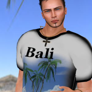 zed sensations bali tshirt v1, new wave surfer shorts, moondance mens constantine jewelry_002