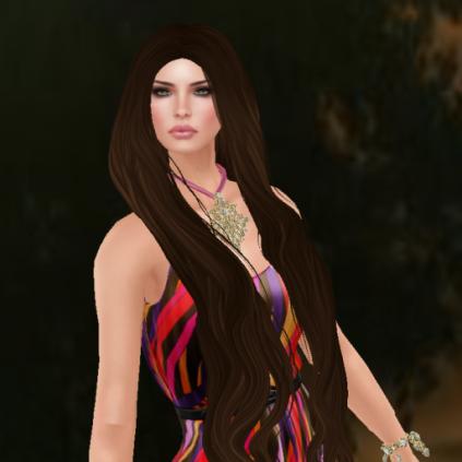 Closeup with Tameless Arabella
