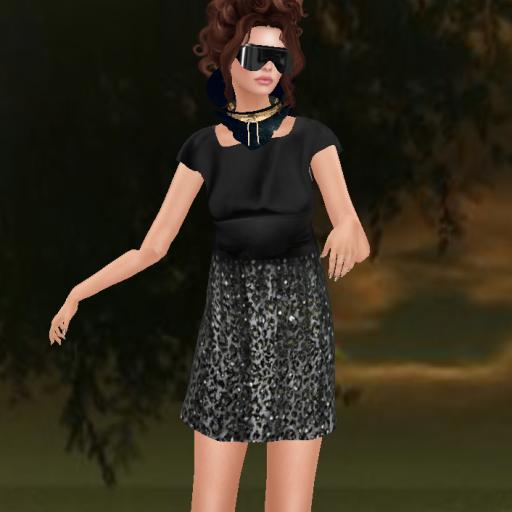 lybra babi dress, kitty collar, bf glasses_001