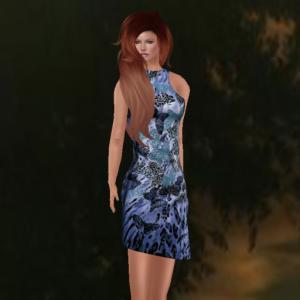 topazia cassia dress savage butterflies blue_001