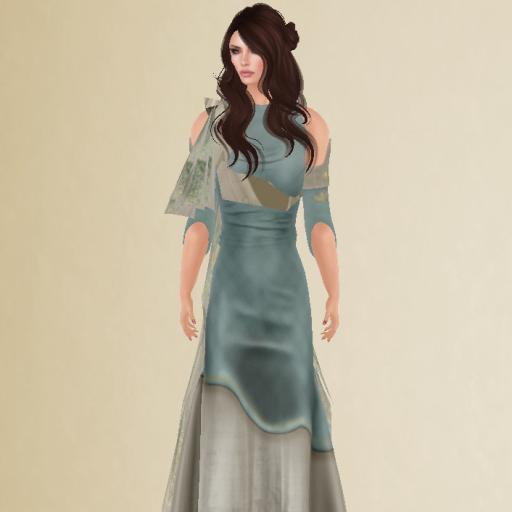 twa queen druantia gown in turquoise_001