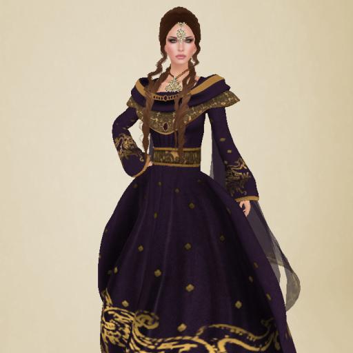 twa royale perpetua gown purple_002