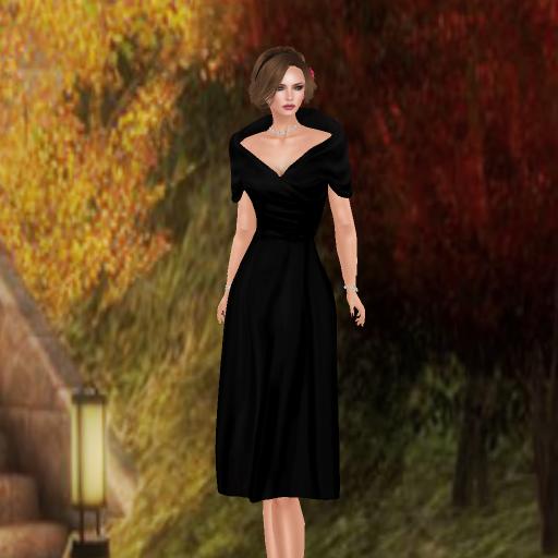 topazia coco dress black_001