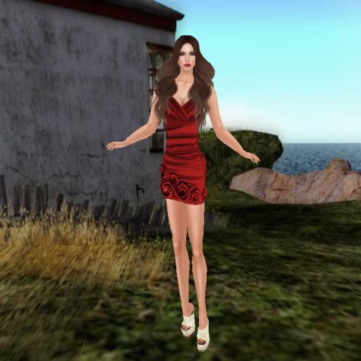 topazia rosalie dress, lybra opal sandals_001
