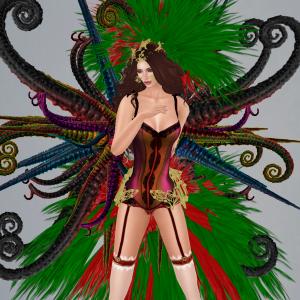Exotic Angel