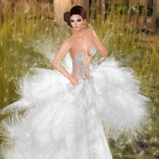 belles parisiennes fiona gown