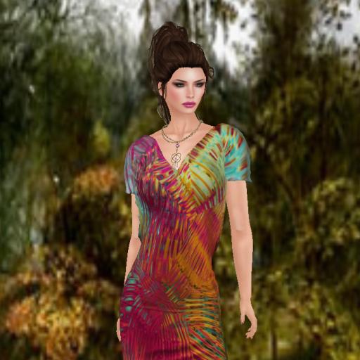 de boutique papaya dress_001