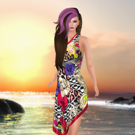 gizza one shoulder dress and tameless uma_001