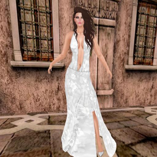 kaithleens alexandra draped flower dress white_001