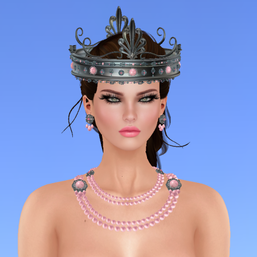 muse royale perpetua crown and necklace set in rainbow platinum_001