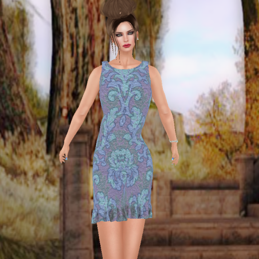 byrne darling anna pastel mix blue dress_001