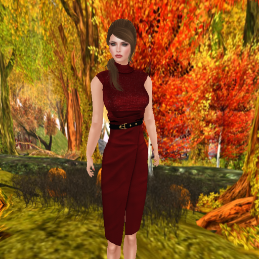 de boutique julia outfit in red_001