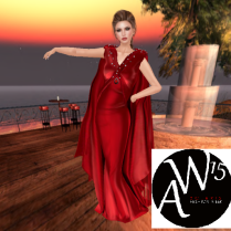 Wish in red by Champagne!