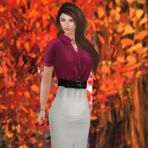 dn horselin dress, 7ds paisley caramel_001
