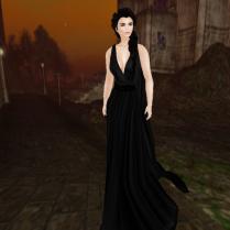 Aphrodite in Black
