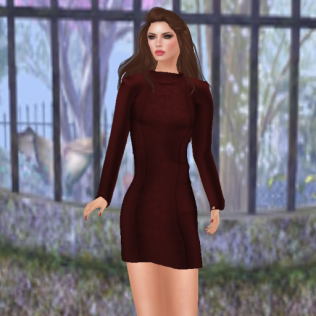 lavian by sage-ava dress in red_002